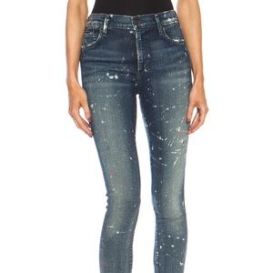 Citizens of Humanity Starry Finish Rocket Jeans